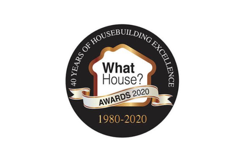 What House? Awards 2020 logo